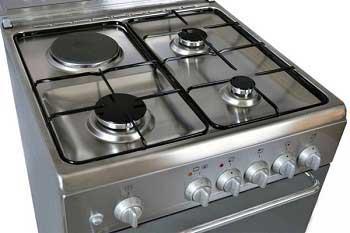 Комбинированные кухонные плиты: в чём суть?