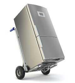 Как можно правильно перевезти холодильник