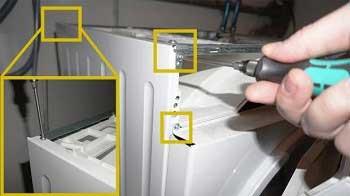 Сливной шланг стиральной машины: пошаговый процесс замены