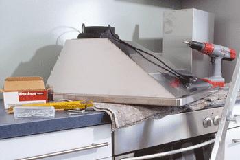 Ремонт кухонных вытяжек в СПб с выездом на дом