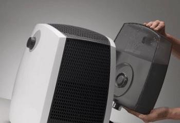 Как почистить увлажнитель воздуха от накипи и плесени
