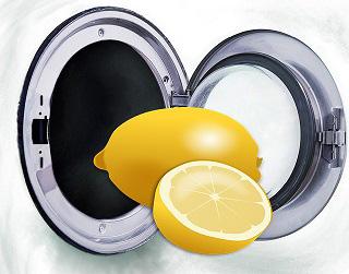 Чистка стиральной машины с помощью лимонной кислоты