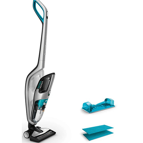 Вертикальный пылесос Philips-3in1-PowerPro-Aqua-FC6408