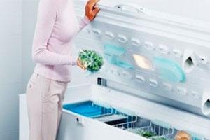 Энергоэффективная морозильная камера