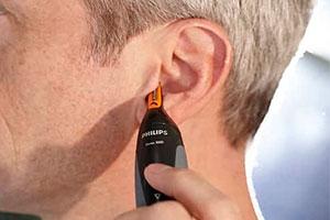 Триммер для ушей