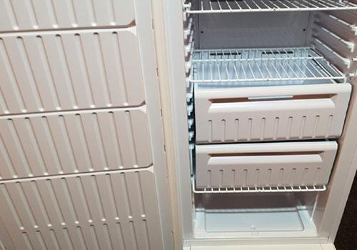 Устройство морозильной камеры